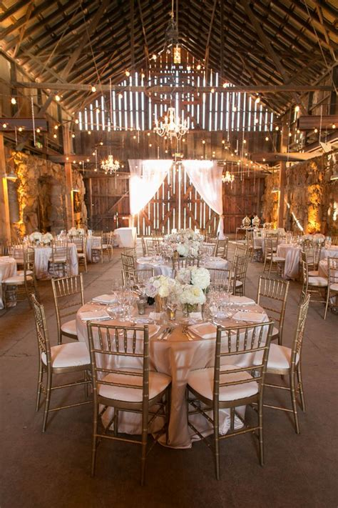 Rustic Barn Ranch Wedding Santa Margarita Ranch Ca