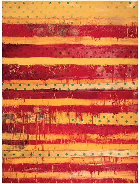 red painting  robert rauschenberg foundation