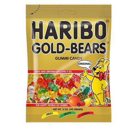 gummy bears 0 68 reg 0 98 haribo gummi bears at walmart