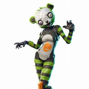 Spooky Team Leader Outfit Fortnite Cosmetics