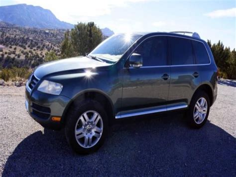 Used Mid Size Cars 10000 find used volkswagen touareg mid size suv in lumberton