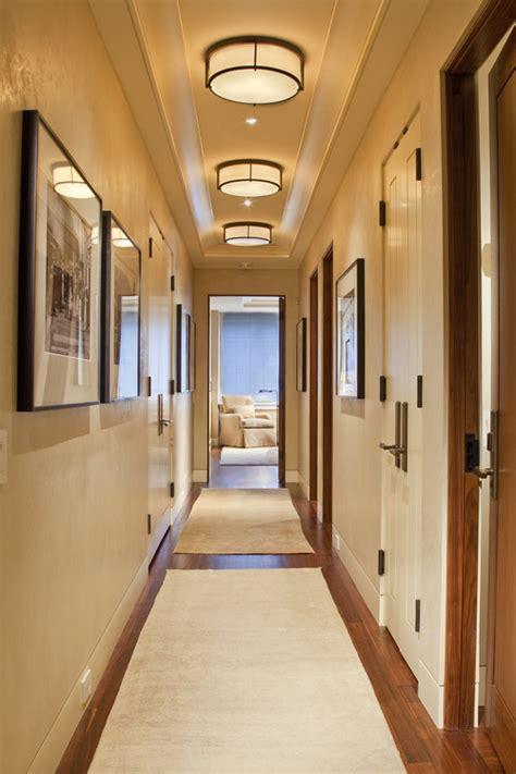 ideas  decorar  pasillo estrecho fotos idealista