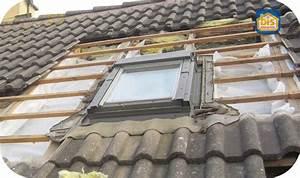 Spot Encastrable Exterieur Sous Toiture : isolation de toiture par l 39 ext rieur ~ Melissatoandfro.com Idées de Décoration