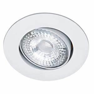 Spot Encastrable Extra Plat : spot led extra plat aric orientable 5 5w 36 230v blanc neutre ~ Edinachiropracticcenter.com Idées de Décoration