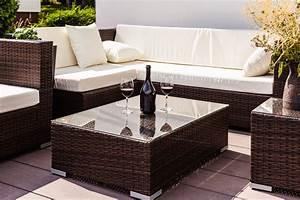 Gartenmöbel Polyrattan Lounge : lounge gartenmoebel polyrattan ~ Indierocktalk.com Haus und Dekorationen
