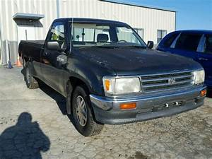 Auto Auction Ended On Vin  Jt4vd10a9p0012229 1993 Toyota