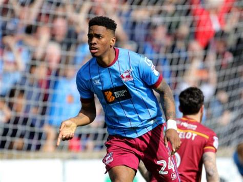 Ivan Toney a doubt for Scunthorpe's clash with Plymouth ...