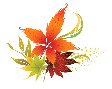 Fall Clipart Free Fall Leaves Fall Leaf Clipart No Background Free Clipart