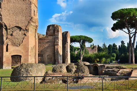 Terme Di Caracalla Ingresso by Terme Di Caracalla Biglietto Prenotato Italy Museum