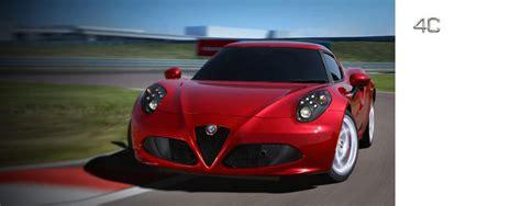 Alfa Romeo 4C | Sportwagen der Superlative