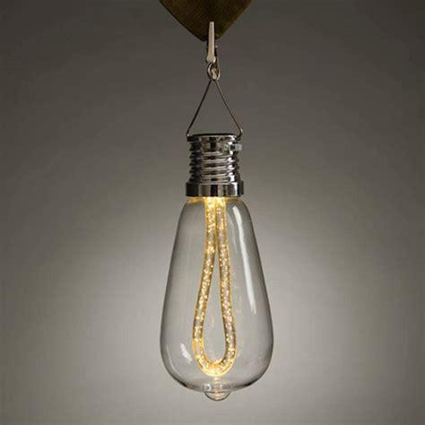 Solar Light Bulbs by Gerson 93236 5 8 Quot Solar Bulb Light Fixture Elightbulbs