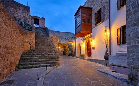 The Five Best Hotels in Rhodes Old Town - Greece Is