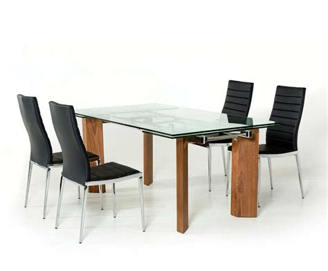 Extendable Glass Top Dining Table Vg 048  Modern Dining. Large Pedestal Desk. Girl Bunk Beds With Desk. Underbed Drawers On Casters. Hide Computer Wires Under Desk. Help Desk Knowledge Base Software. Crystal Table. Computer Desks For Dual Monitors. Distressed Dining Tables