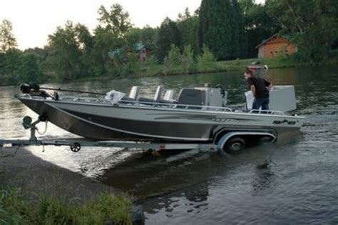 Outboard Motors For Sale Cbell River by Research 2012 Fish Rite Boats River Jet 21 Outboard On