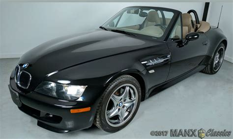 Z3 M For Sale by 2002 Bmw Z3 M Roadster For Sale Manx Classic Carsfor