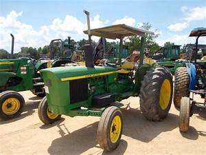 John Deere 2630 Farm Tractor  S  N 213241  3 Pth  Pto  Hyd