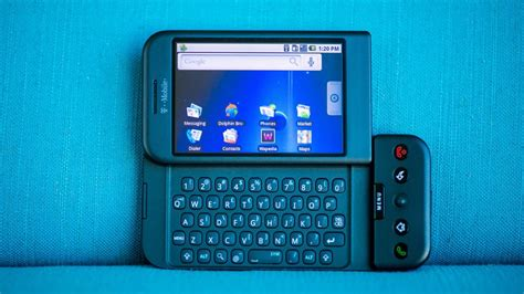 The First Android Phone Never Looked So Good