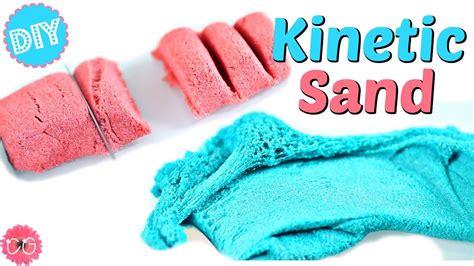 diy kinetic sand diy kinetic sand sand sand quot slime quot