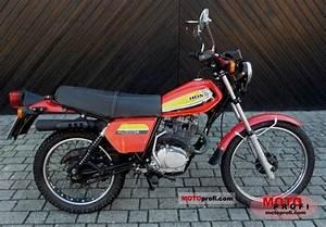 Honda Honda Xl185s