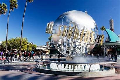 Universal Studios Hollywood Florida Orlando Vs Entrance