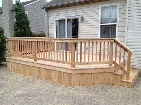 wood decks  dream decks