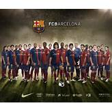 barcelona fc team 2008 2009 fc barcelona full team