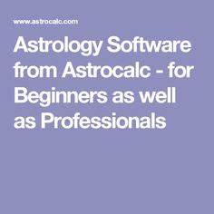 Horoskope Berechnen : der astrologische service im web ~ Themetempest.com Abrechnung