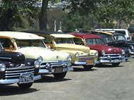 Old Classic Car Shows