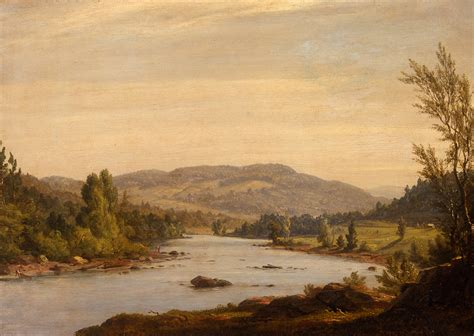 poetry  nature hudson river school landscapes
