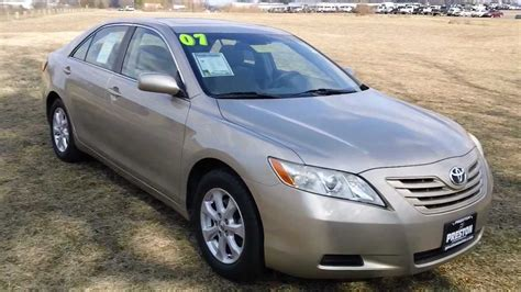 cars  sale maryland  toyota camry le high