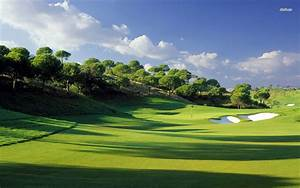 Golf Course Pictures Wallpaper 1680x1050 - WallpaperSafari