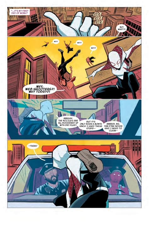 Preview Spider Gwen 1 Comic Vine