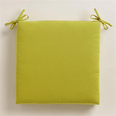 world market chair cushion green outdoor chair cushion world market