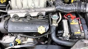 Chrysler 2 5l Egr Problem  Please Help