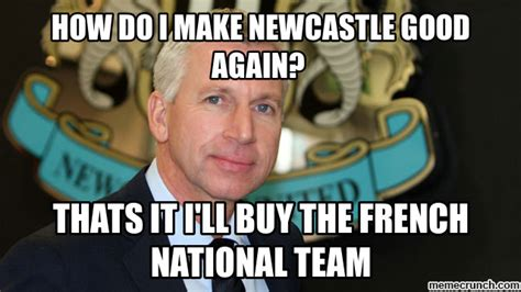 How To Make Meme Pictures - how do i make newcastle good again