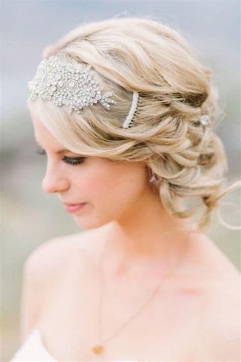 50 fabulous bridal hairstyles for short hair short