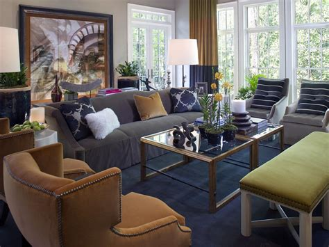 Living Room Design Tips From Candice Olson Living Room