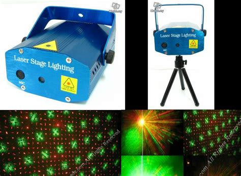 Mini Laser Stage Lighting by 1 Set Mini Laser Stage Lighting End 11 15 2020 5 15 Pm