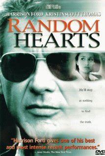 Random Hearts Dvd Release Date