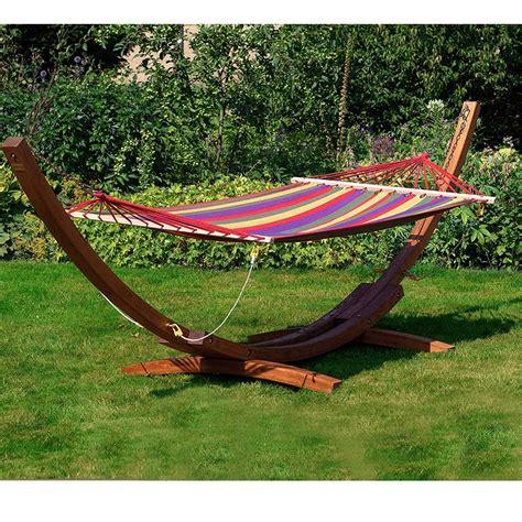 amaca da giardino prezzi amaca da giardino singola xl in legno cotone relax
