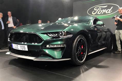 Ford To Fire Mustang Bullitt At European Market