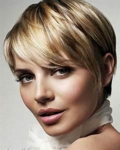Coiffure Blonde Courte : 1001 variantes de coupe courte blonde pour rafra chir votre look pinterest ~ Melissatoandfro.com Idées de Décoration