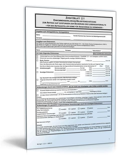 antrag auf wohnungsbauprämie lbs einkommenserkl 228 rung selbsteinsch 228 tzung f 252 r alg ii