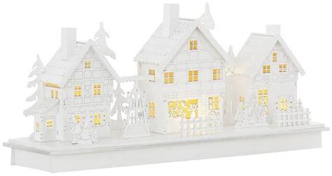 beleuchtetes weihnachtsdorf  kaufen otto