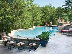 Gartengestaltung Kosten Beispiele : effektvolle poolgestaltung im garten ~ Markanthonyermac.com Haus und Dekorationen
