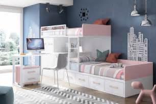 lit avec bureau pour fille 2017 et lit superpose avec