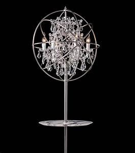 drexel heritage crystal lamps home design idea With drexel heritage floor lamp with crystals
