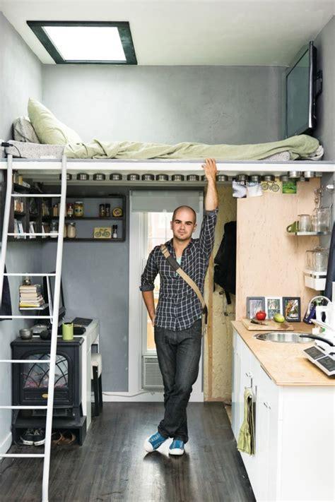 kleines schlafzimmer einrichten  bilder