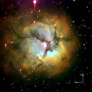 Trifid Nebula - Wikipedia