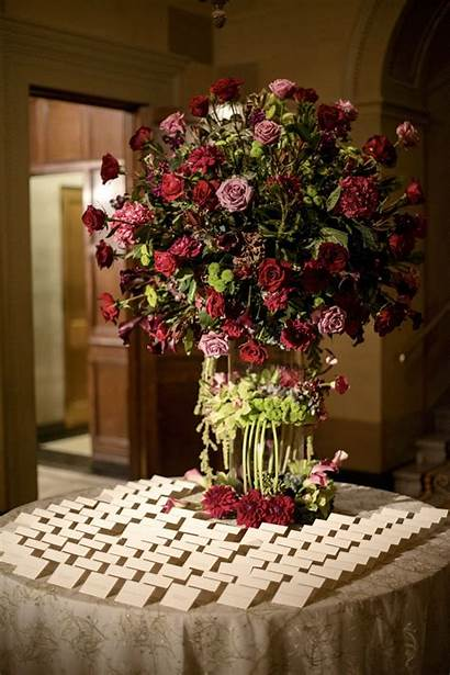 Arrangements Floral Extravagant Hall Flowers Lavish Invitations